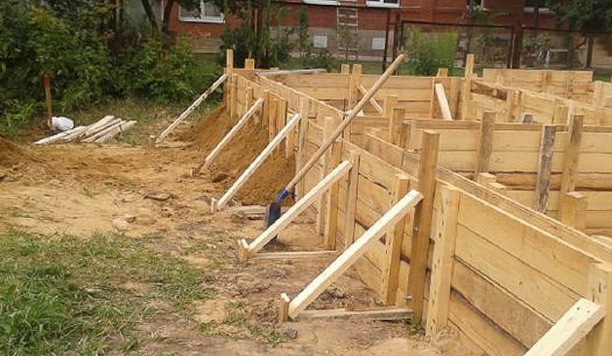 Строительство коттеджа из каркаса в п. Исток 25