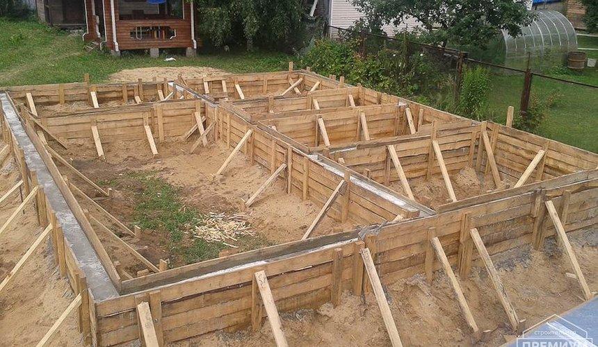 Строительство коттеджа из каркаса в п. Исток 32