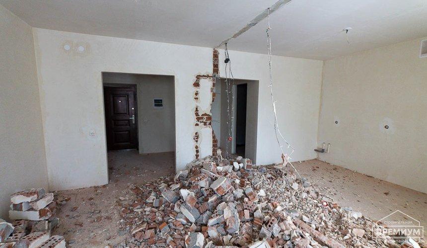Ремонт однокомнатной квартиры по ул. Сурикова 53а 37