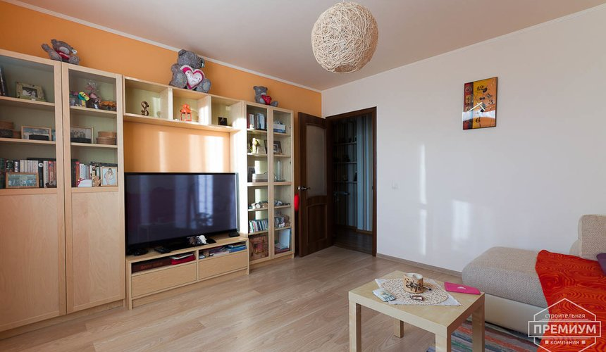 Ремонт двухкомнатной квартиры по ул. Чкалова 124 13