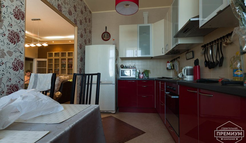 Ремонт трехкомнатной квартиры по ул. Фурманова 127 2
