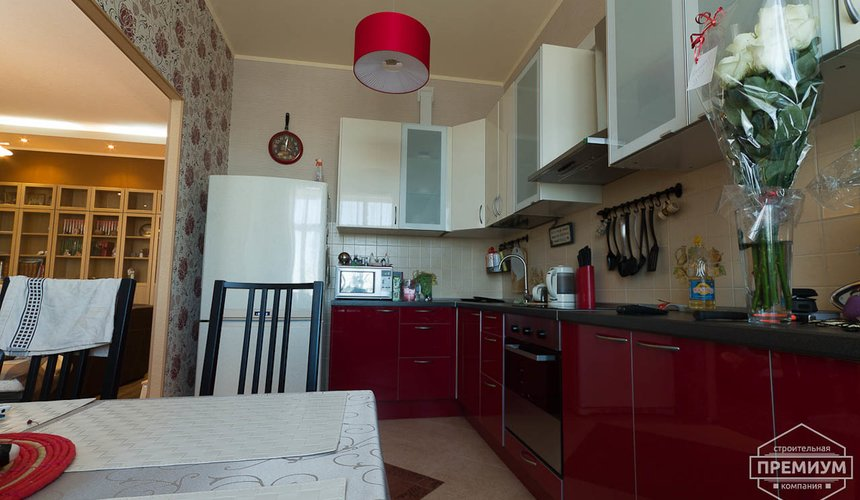 Ремонт трехкомнатной квартиры по ул. Фурманова 127 3