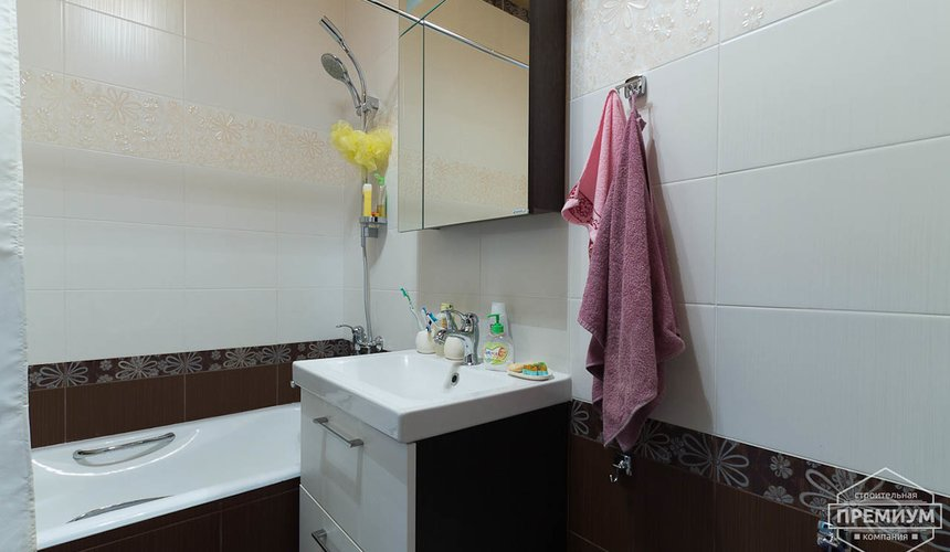 Ремонт трехкомнатной квартиры по ул. Фурманова 127 11