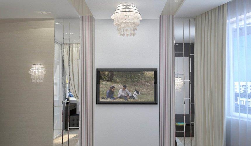 Ремонт и дизайн интерьера трехкомнатной квартиры по ул. Попова 33а 64