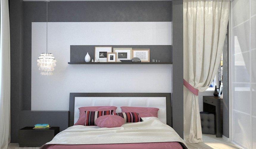 Ремонт и дизайн интерьера трехкомнатной квартиры по ул. Попова 33а 65