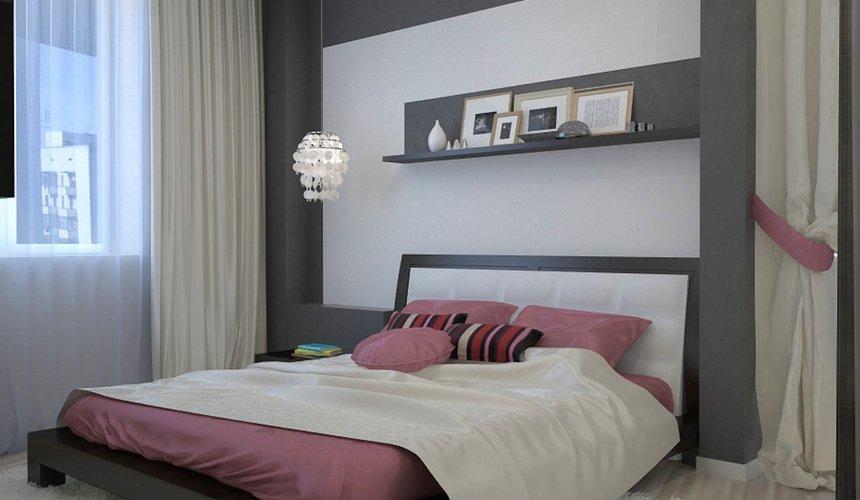 Ремонт и дизайн интерьера трехкомнатной квартиры по ул. Попова 33а 67