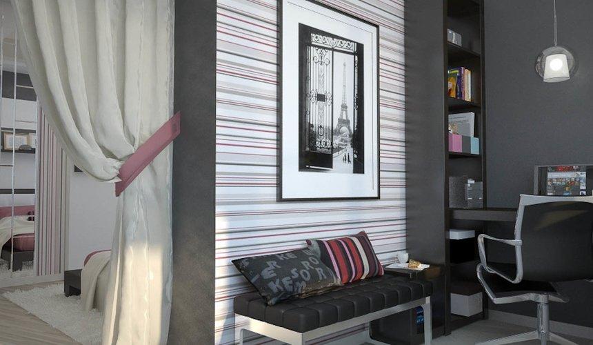 Ремонт и дизайн интерьера трехкомнатной квартиры по ул. Попова 33а 70