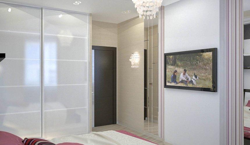 Ремонт и дизайн интерьера трехкомнатной квартиры по ул. Попова 33а 71