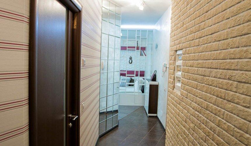 Ремонт и дизайн интерьера трехкомнатной квартиры по ул. Попова 33а 19