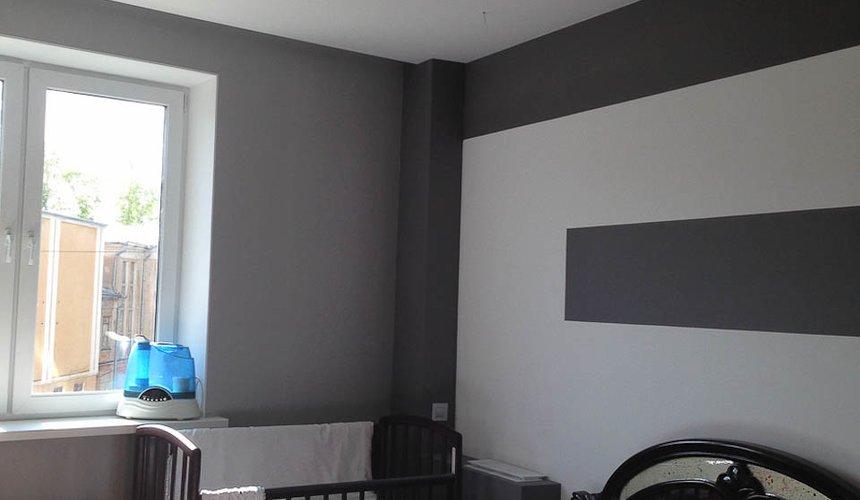 Ремонт и дизайн интерьера трехкомнатной квартиры по ул. Попова 33а 36