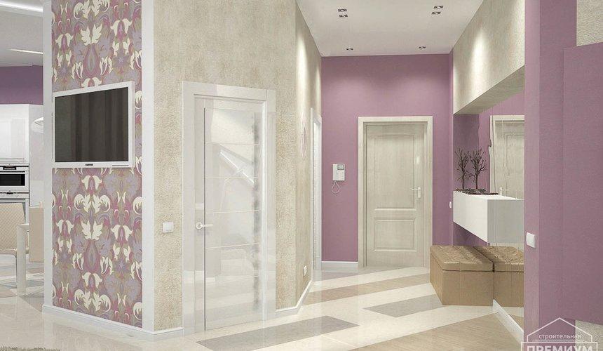 Ремонт и дизайн интерьера трехкомнатной квартиры по ул. Чкалова 124 54