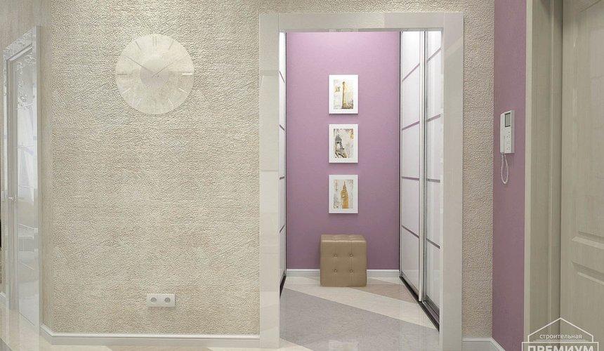 Ремонт и дизайн интерьера трехкомнатной квартиры по ул. Чкалова 124 55