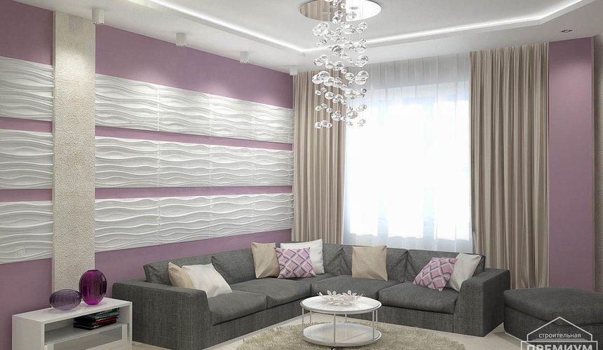 Ремонт и дизайн интерьера трехкомнатной квартиры по ул. Чкалова 124 56