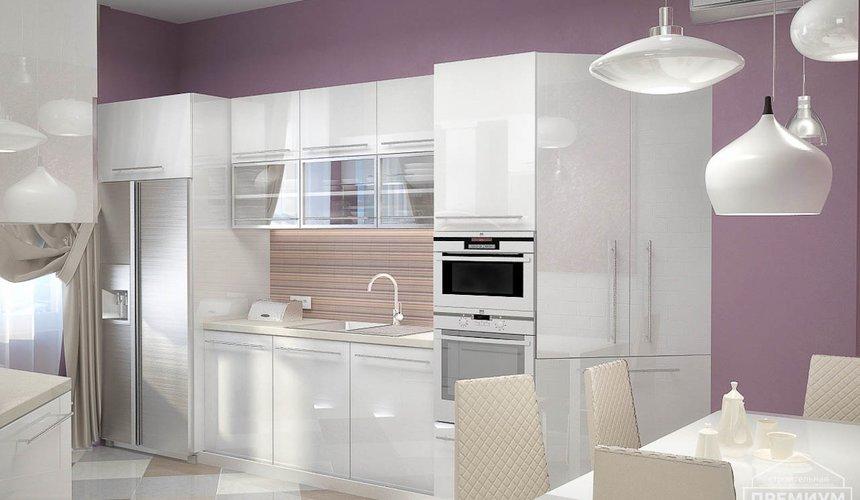 Ремонт и дизайн интерьера трехкомнатной квартиры по ул. Чкалова 124 60