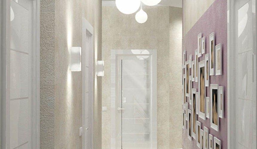 Ремонт и дизайн интерьера трехкомнатной квартиры по ул. Чкалова 124 64