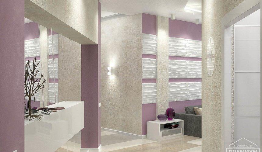 Ремонт и дизайн интерьера трехкомнатной квартиры по ул. Чкалова 124 65