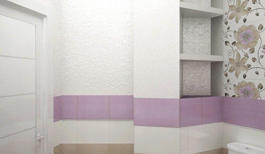 Ремонт и дизайн интерьера трехкомнатной квартиры по ул. Чкалова 124 83