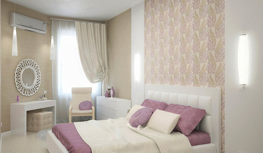 Ремонт и дизайн интерьера трехкомнатной квартиры по ул. Чкалова 124 77