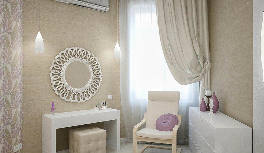 Ремонт и дизайн интерьера трехкомнатной квартиры по ул. Чкалова 124 78