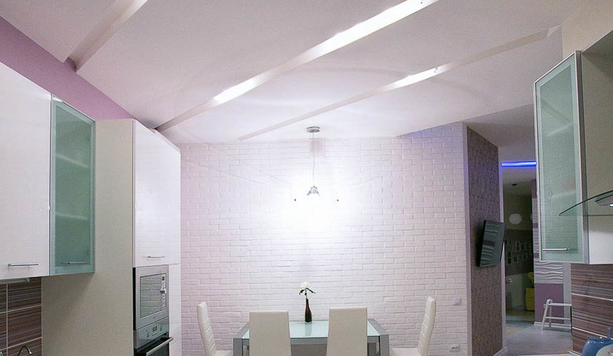 Ремонт и дизайн интерьера трехкомнатной квартиры по ул. Чкалова 124 14