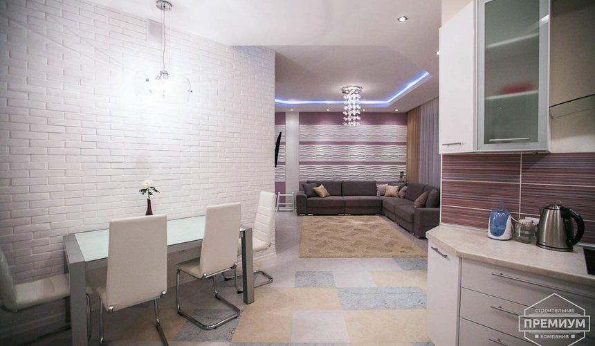 Ремонт и дизайн интерьера трехкомнатной квартиры по ул. Чкалова 124 15