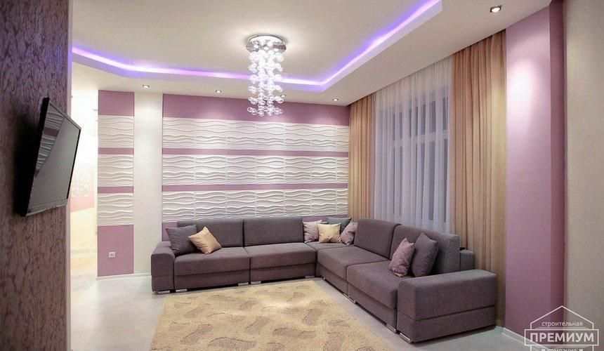 Ремонт и дизайн интерьера трехкомнатной квартиры по ул. Чкалова 124 16