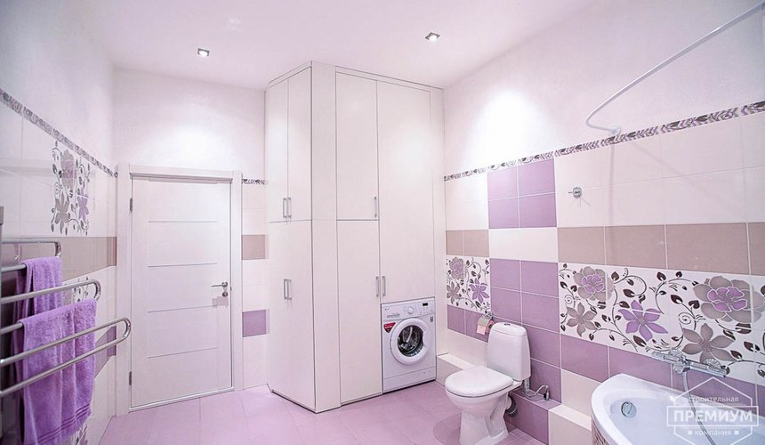 Ремонт и дизайн интерьера трехкомнатной квартиры по ул. Чкалова 124 27