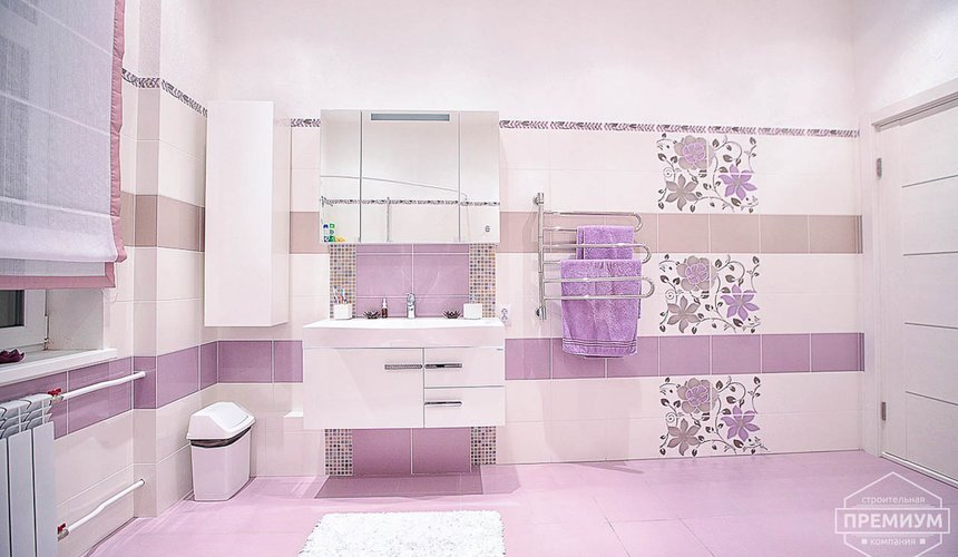 Ремонт и дизайн интерьера трехкомнатной квартиры по ул. Чкалова 124 28