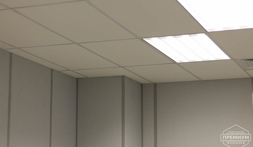Ремонт в Бизнес-Центре Квартал 13