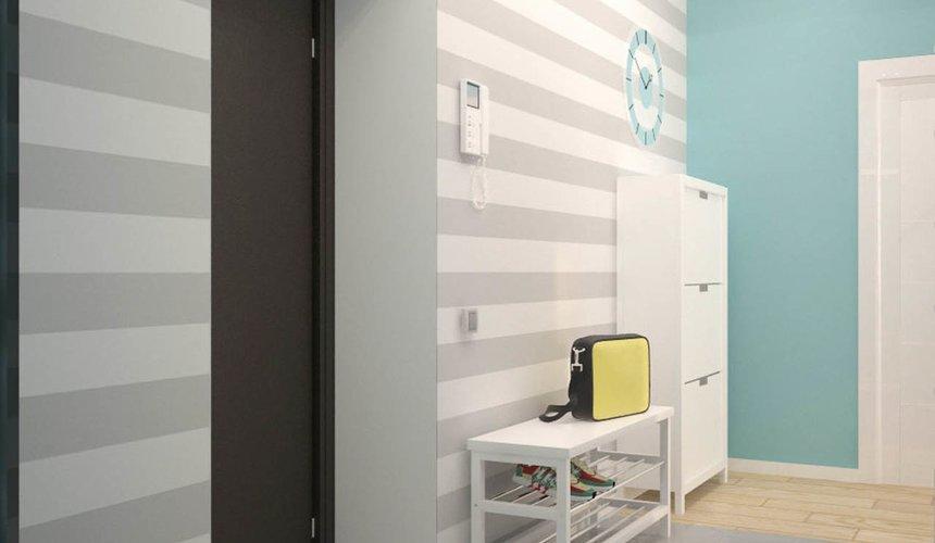 Ремонт и дизайн интерьера однокомнатной квартиры по ул. Сурикова 53а 68
