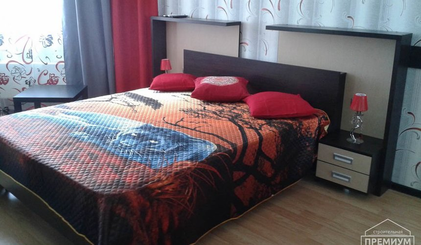 Ремонт однокомнатной квартиры по ул. Сурикова 53а 26