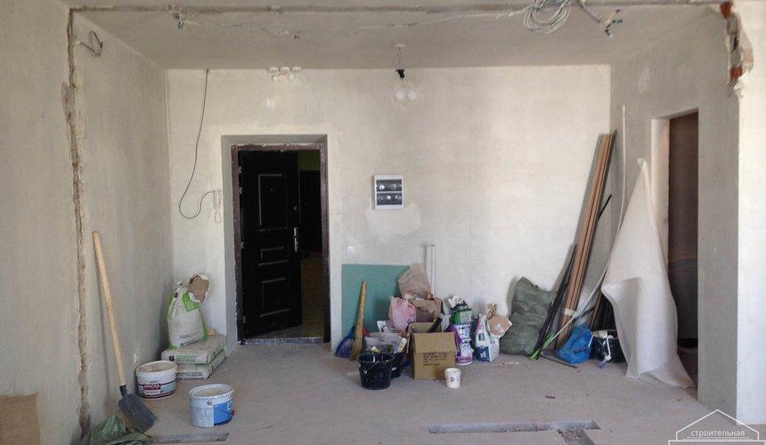 Ремонт и дизайн интерьера однокомнатной квартиры по ул. Сурикова 53а 23