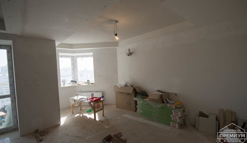 Ремонт однокомнатной квартиры по ул. Сурикова 53а 44