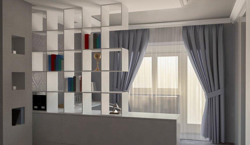Дизайн интерьера однокомнатной квартиры по ул. Посадская 34 14