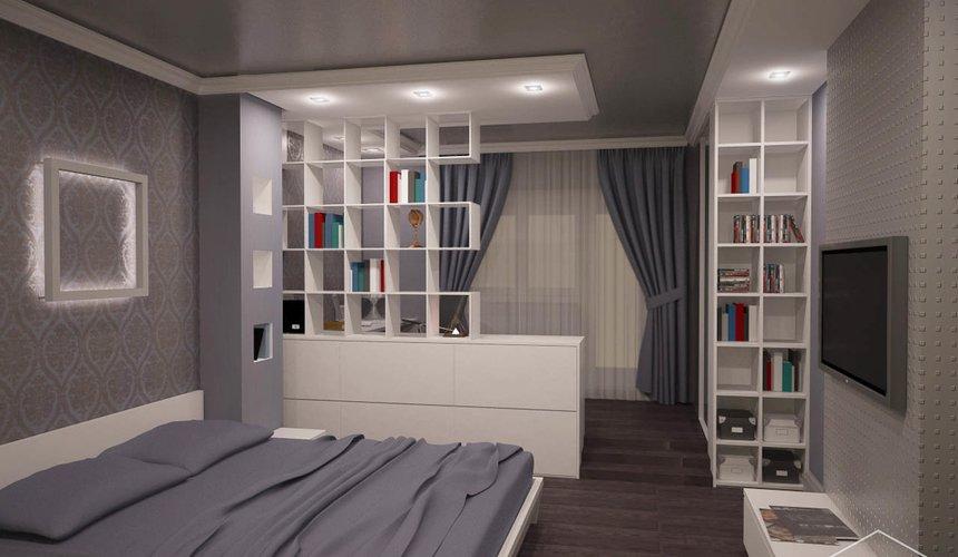 Дизайн интерьера однокомнатной квартиры по ул. Посадская 34 15