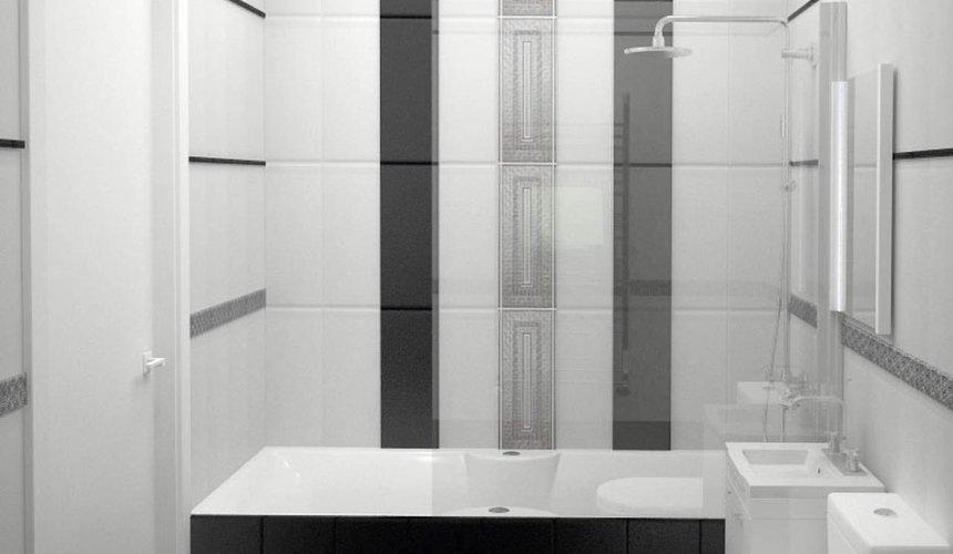 Ремонт и дизайн интерьера однокомнатной квартиры по ул. Сурикова 53а 74