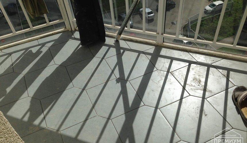 Ремонт и дизайн интерьера однокомнатной квартиры по ул. Сурикова 53а 34
