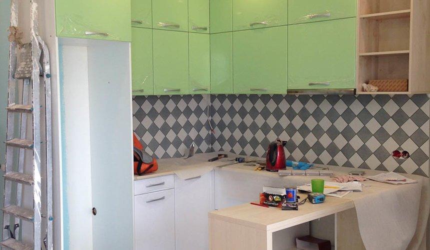 Ремонт и дизайн интерьера однокомнатной квартиры по ул. Сурикова 53а 60