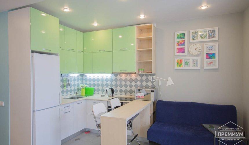 Ремонт и дизайн интерьера однокомнатной квартиры по ул. Сурикова 53а 2