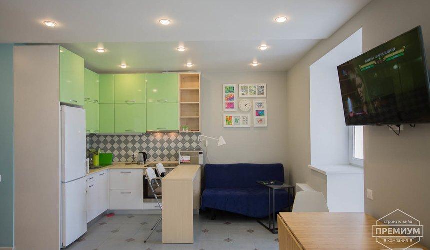 Ремонт и дизайн интерьера однокомнатной квартиры по ул. Сурикова 53а 4