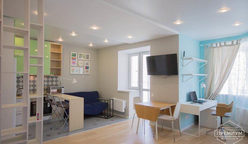Ремонт и дизайн интерьера однокомнатной квартиры по ул. Сурикова 53а 5