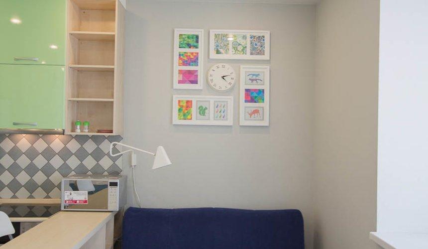 Ремонт и дизайн интерьера однокомнатной квартиры по ул. Сурикова 53а 8