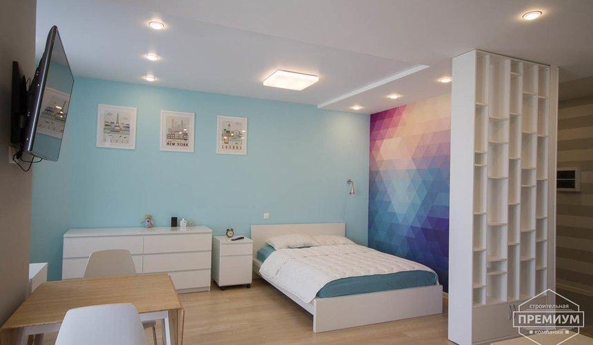 Ремонт и дизайн интерьера однокомнатной квартиры по ул. Сурикова 53а 9