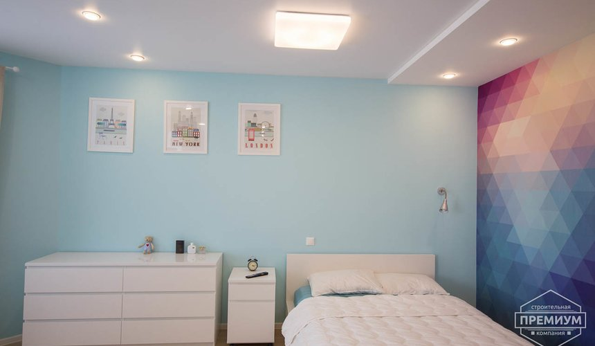 Ремонт и дизайн интерьера однокомнатной квартиры по ул. Сурикова 53а 10