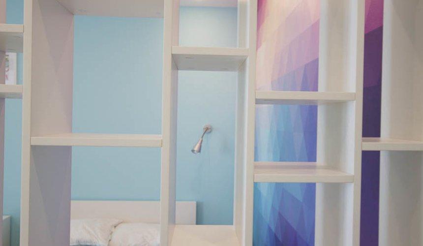 Ремонт и дизайн интерьера однокомнатной квартиры по ул. Сурикова 53а 11