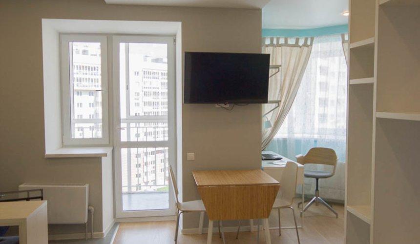 Ремонт и дизайн интерьера однокомнатной квартиры по ул. Сурикова 53а 12