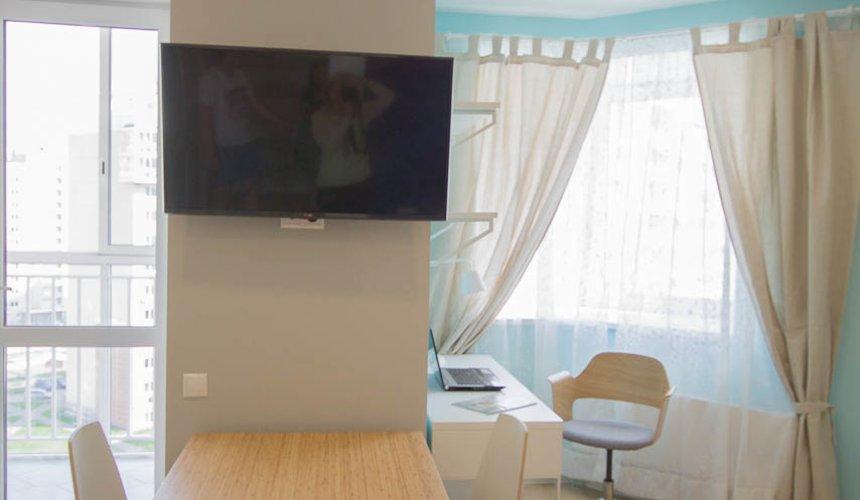 Ремонт и дизайн интерьера однокомнатной квартиры по ул. Сурикова 53а 14