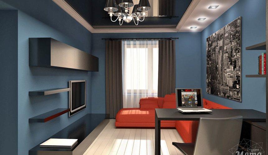 Ремонт однокомнатной квартиры по ул. Комсомольская 45 34
