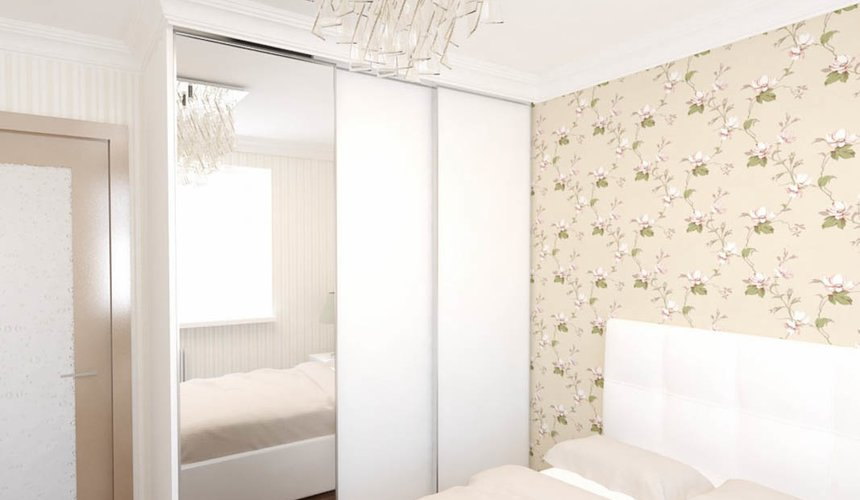 Ремонт трехкомнатной квартиры по ул. Бажова 134 42
