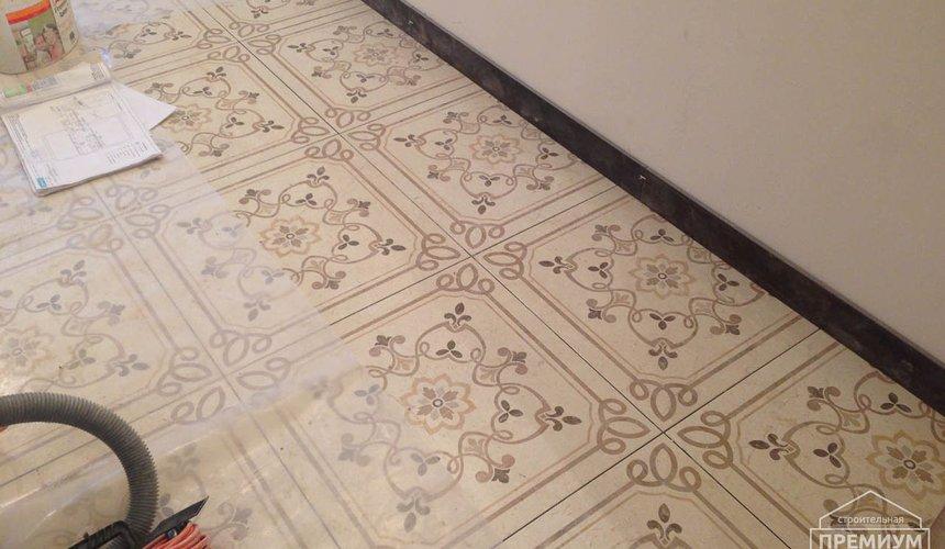 Ремонт трехкомнатной квартиры по ул. Бажова 134 38